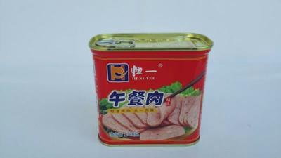 四川省南充市高坪区猪肉罐头 24个月以上