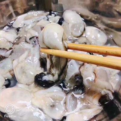 辽宁省丹东市东港市牡蛎肉