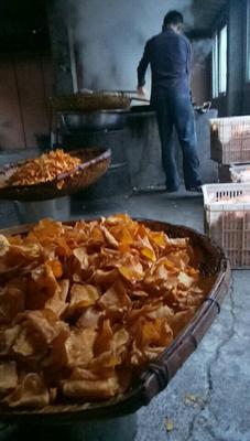 湖北省随州市曾都区红薯片 片状 袋装 半年