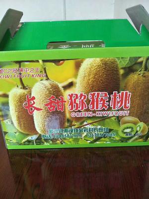 贵州省毕节市金沙县贵长猕猴桃 60克以下