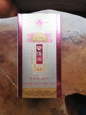 云南省普洱市思茅区普洱生态茶 盒装 一级