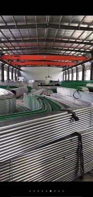 安徽省宣城市宣州区C型钢温室大棚