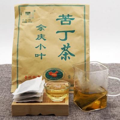 贵州省遵义市余庆县苦丁茶 袋装 特级