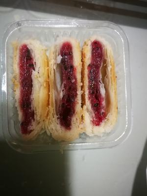 四川省内江市东兴区火龙果饼 1个月
