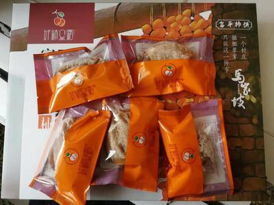 这是一张关于富平柿饼 礼盒装的产品图片