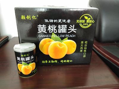 安徽省阜阳市颍州区黄桃罐头 18-24个月