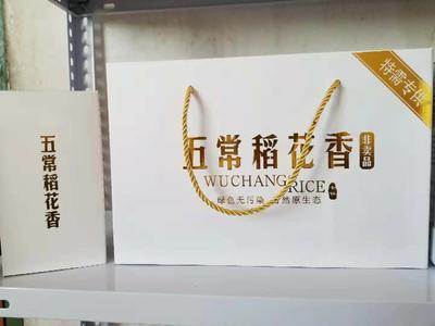 这是一张关于稻花香二号大米 中稻 梗米 一等品的产品图片