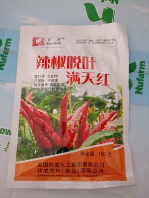 这是一张关于脱叶剂 粉剂 袋装的产品图片