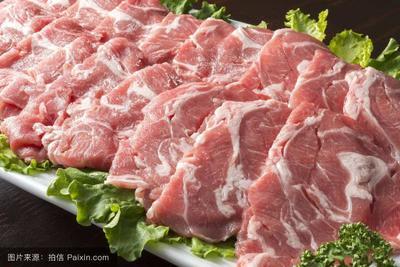 内蒙古自治区兴安盟乌兰浩特市绵羊肉 生肉