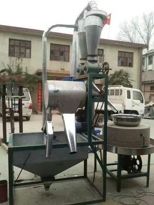 这是一张关于磨粉机的产品图片