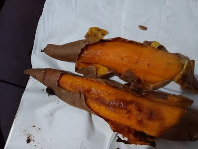 山东省德州市夏津县烟薯25 红皮 1斤~1.5斤