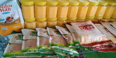 内蒙古自治区乌兰察布市四子王旗牛奶 6-12个月 阴凉干燥处