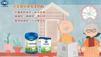 福建省龙岩市新罗区羊奶粉 24个月以上