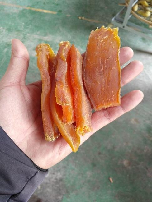 红薯片 片状 袋装 半年