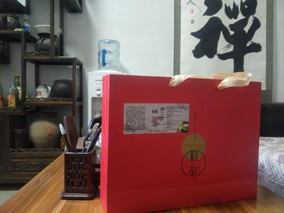 陕西省商洛市山阳县柿叶茶 盒装 特级