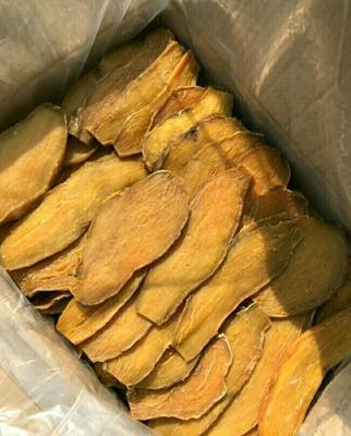 山东省滨州市沾化区黄心地瓜干 片状 袋装 1年以上