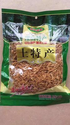 广东省广州市白云区干笋片 袋装 1年