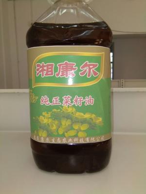 湖南省娄底市娄星区自榨纯菜籽油