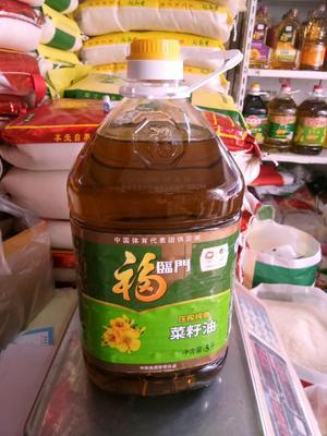 上海浦东新区压榨菜籽油