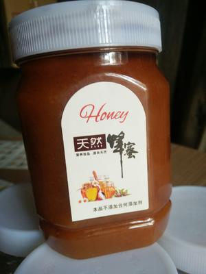 陕西省渭南市华县洋槐蜂蜜 塑料瓶装 95%以上 2年以上