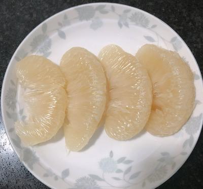 广西壮族自治区玉林市北流市沙田柚 1.5斤以上