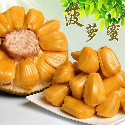 海南省海口市琼山区海南菠萝蜜 10斤以下