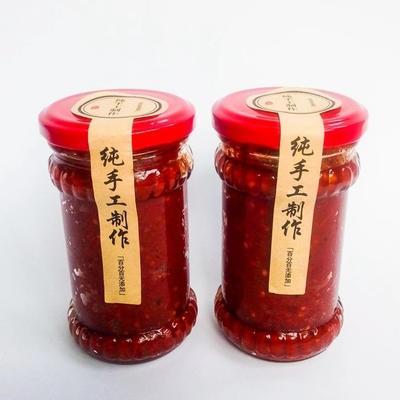 天津东丽区辣椒酱