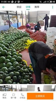 山东省潍坊市寒亭区特小凤西瓜 有籽 2茬以上 8成熟 2斤打底