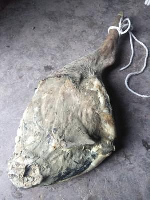 云南省大理白族自治州大理市农家自制腊火腿 礼盒装