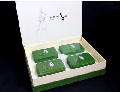 广西壮族自治区北海市合浦县将军叶茶 礼盒装 特级