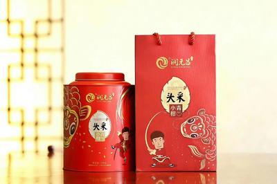 黑龙江省哈尔滨市香坊区陈皮普洱茶 罐装 一级