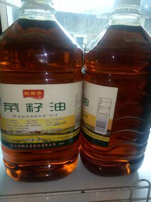 安徽省黄山市歙县纯菜籽油