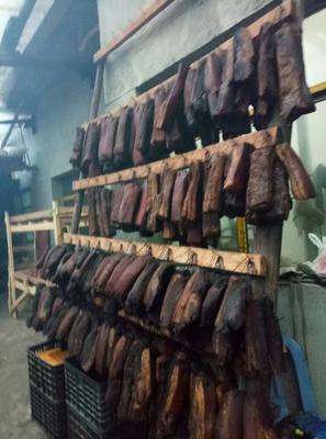 贵州省安顺市西秀区贵州农家腊肉  散装 欢迎大家选购