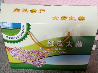 天津宝坻区宝坻大蒜 5.0cm 四六瓣