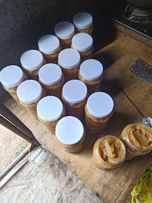 宁夏回族自治区中卫市海原县枸杞蜜 塑料瓶装 2年以上 95%以上