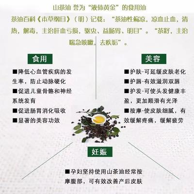 广东省清远市阳山县野生山茶油