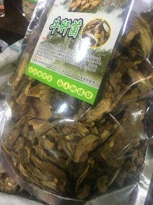 云南省西双版纳傣族自治州勐腊县美味牛肝菌 野生 1.0%以下 1.0%以下 干货