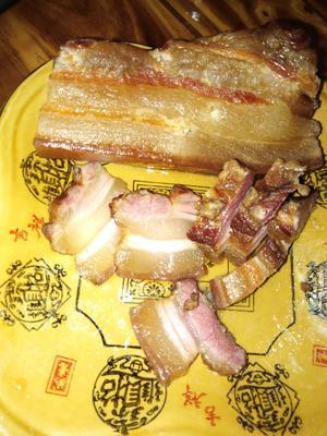 江西省宜春市丰城市五花腊肉 散装
