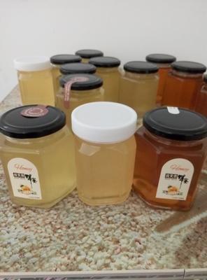 河南省南阳市桐柏县土蜂蜜 塑料瓶装 1年 80%以上