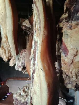 这是一张关于五花腊肉 散装的产品图片