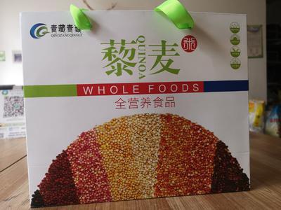 青海省海西蒙古族藏族自治州格尔木市藜麦片即食