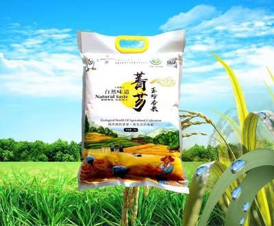 这是一张关于菁芗银丝米 一等品 晚稻 籼米的产品图片