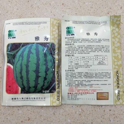 山东省临沂市兰山区甜王西瓜种子 ≥85% 亲本(原种)