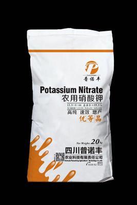 这是一张关于硝酸钾的产品图片