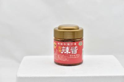湖南省娄底市双峰县辣椒酱
