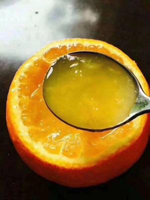 这是一张关于雷波脐橙 70-75mm 4-8两的产品图片