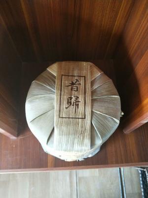 这是一张关于昔归普洱茶 特级 盒装的产品图片