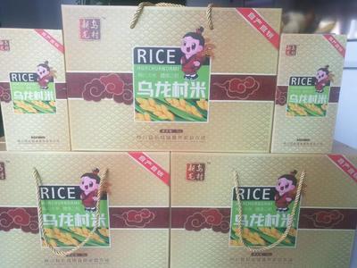 黑龙江省佳木斯市桦川县 稻花香大米 一等品 晚稻 粳米