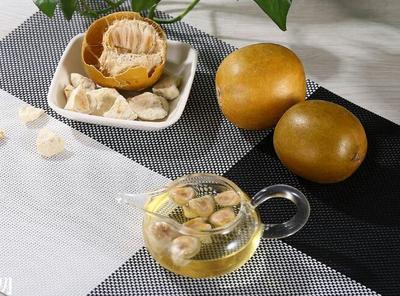 这是一张关于脱水原色罗汉果的产品图片
