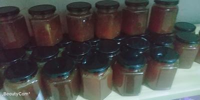 这是一张关于土蜂蜜 玻璃瓶装 2年以上 100%的产品图片